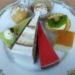 ビュッフェレストラン ラフォーレ - デザート