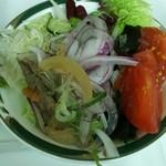 ビュッフェレストラン ラフォーレ - サラダ