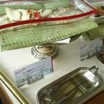バイキングレストラン カーメル - 蒸し鶏胸肉のトナトソース