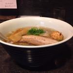 麺やBar 渦 - 琥珀@780