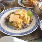 華中 - 卵炒め