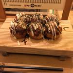 タコとケンタロー - 料理写真:たこポテト