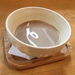 コーヒー 紗蔵 - カフェオレ