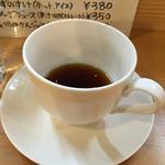 コーヒー 紗蔵 - コーヒー