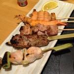 魚魯魚魯 - gyorogyoro:食事
