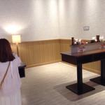 いきなりステーキ - カウンターテーブル