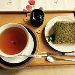 喫茶コスモス - 紅茶