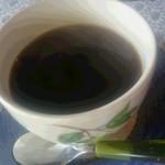 トラットリアピッコロ - コーヒー
