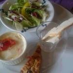 トラットリアピッコロ - 本日の前菜