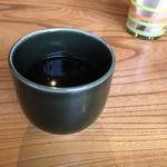 和kitchen かんな - 温かいお茶
