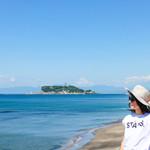 51973672 - 江の島と相方☆
