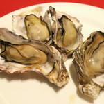 ブッフェレストラン ポルト - 牡蠣