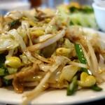 四川火鍋楼 - 野菜炒め(日替わりランチ)
