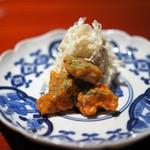 和しょく えびはら - 前菜 渡り蟹