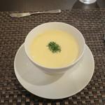 グランディール - スープ