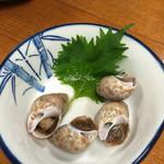団だん - つぶ貝