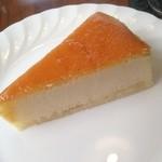 パリ - ベイクドチーズケーキ^^