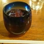 七つ森 - アイスコーヒー   ¥525