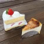 サンマルク洋菓子 - 料理写真: