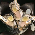 四喜 - 牡蠣3種