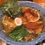 くじら軒 - パーコー麺 濃口醤油