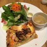パティスリー アンド カフェ デリーモ 赤坂店