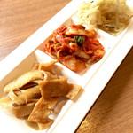 韓国料理Bibim - おかず食べ放題