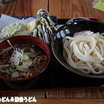 七福神 - ねぎ肉つけ麺