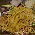 らー麺屋 バリバリジョニー - 麺も美味しい!好み♪