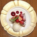 51988755 - 苺のタルト 670円