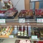 福屋 菓子店 - 店内