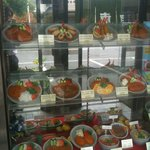 5199635 - 店内の入口に飾られたメニューの数々です!!