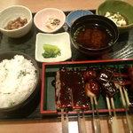 鈴の屋 - 彩り田楽定食