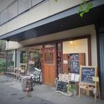 ルンルンcafe - 店頭