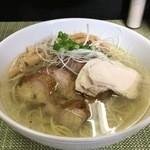 麺や金時 - チャーシュー麺