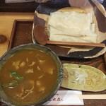 藤屋本店 - 「カレーセイロひも川」830円