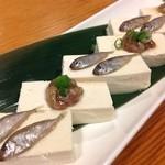 かりゆし - スワガラス豆腐、ワタガラス豆腐