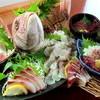 漁師料理 かつら亭 - 料理写真:お造りも新鮮