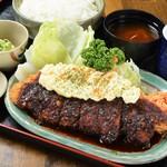 和風キッチン 蔵 - 料理写真:みそマヨ定食