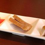 瀘川 - 料理写真:コースの前菜