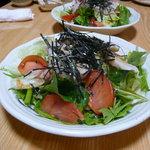 鷹丸 - サラダ