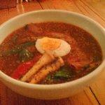 カレージム CHELSEA - スープ大盛り