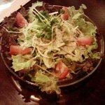 いっぽん - ゴーヤサラダ