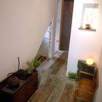 玄挽蕎麦 NAGARA - 廊下