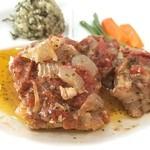 52002204 - 伊勢佐木町のギリシャ料理店でチキンのオレガノソースのオーブン焼きランチ