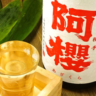 ●美味い魚と日本酒●季節なものから定番まで厳選酒をご用意●