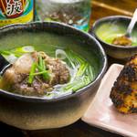 たんや沖縄 たんたん - テールスープ
