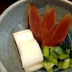 大和屋 - 大和屋の漬物小鉢