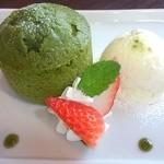 プルメリア - 料理写真:フォンダンショコラ