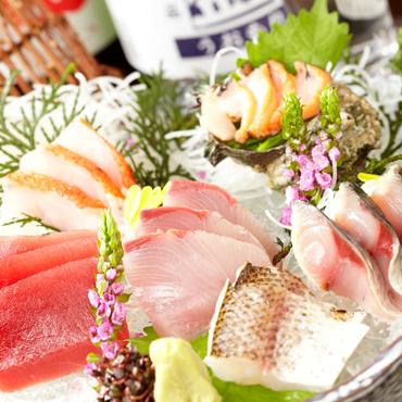 魚盛 新宿三丁目店